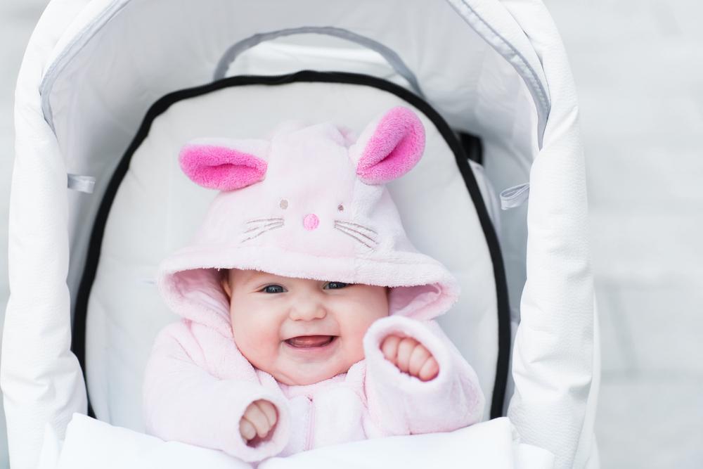 carrozzine per neonati