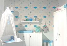 10 idee per arredare la cameretta di un neonato blog sottoilcavolo - Arredare casa con poco ...