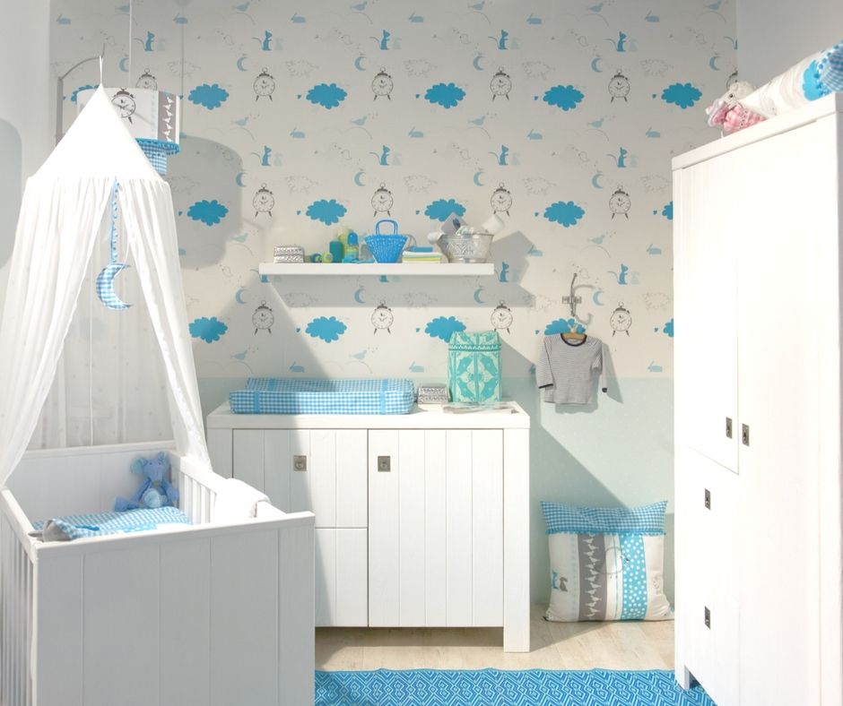 Arredare casa in poco spazio per l arrivo di un beb for Arredare casa con poco