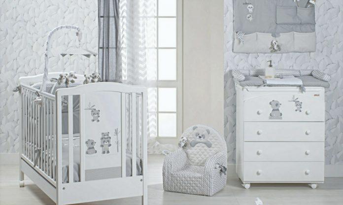 10 idee per arredare la cameretta di un neonato blog - Idee per camerette bimbi ...