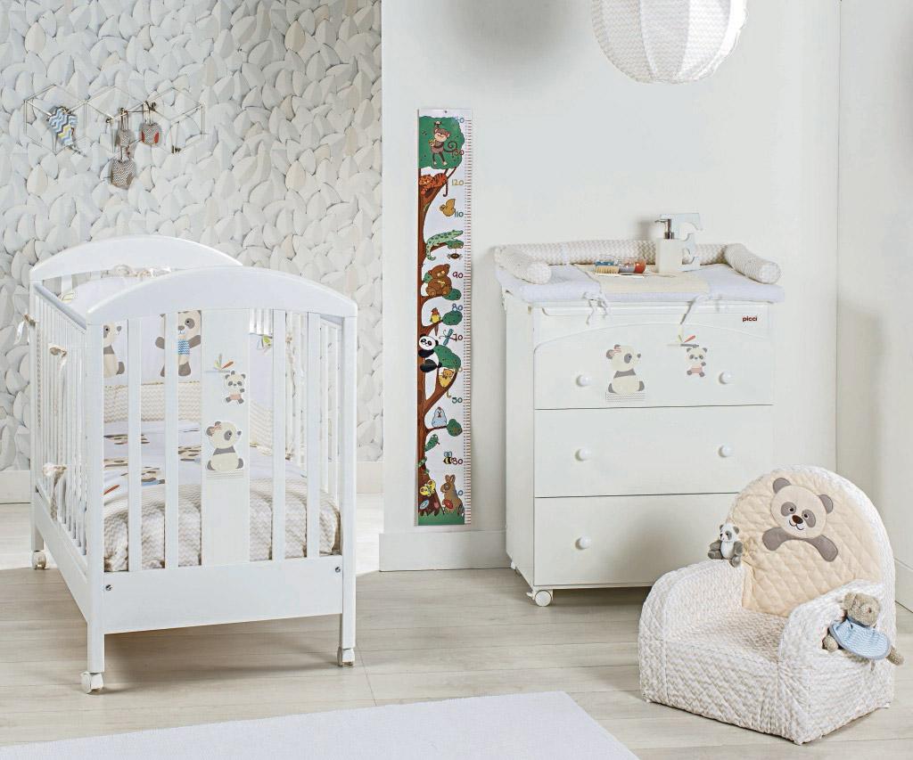 10 idee per arredare la cameretta di un neonato blog for Arredare cameretta